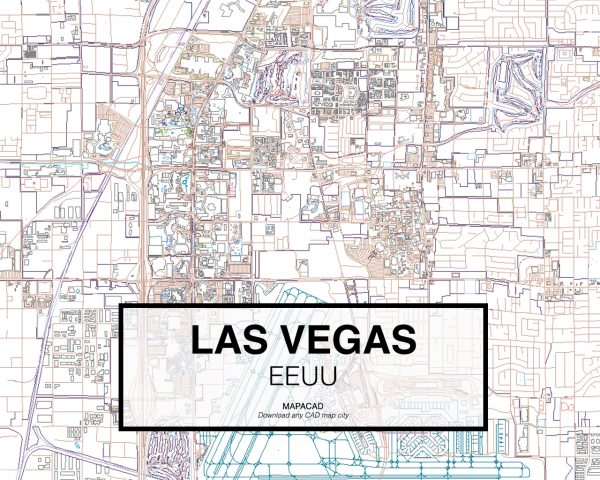 Las-Vegas-EEUU-02-Mapacad-download-map-cad-dwg-dxf-autocad-free-2d-3d