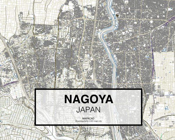Nagoya-Japan-02-Mapacad-download-map-cad-dwg-dxf-autocad-free-2d-3d