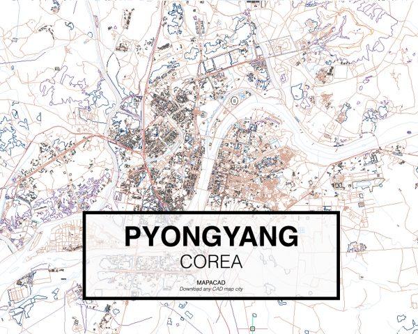 Pyongyang-Corea-01-Mapacad-download-map-cad-dwg-dxf-autocad-free-2d-3d