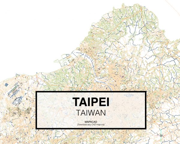 Taipei-Tailand-01-Mapacad-download-map-cad-dwg-dxf-autocad-free-2d-3d