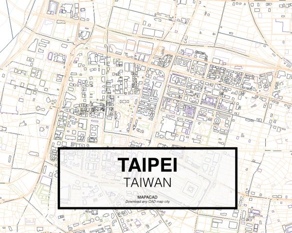 Taipei-Tailand-03-Mapacad-download-map-cad-dwg-dxf-autocad-free-2d-3d