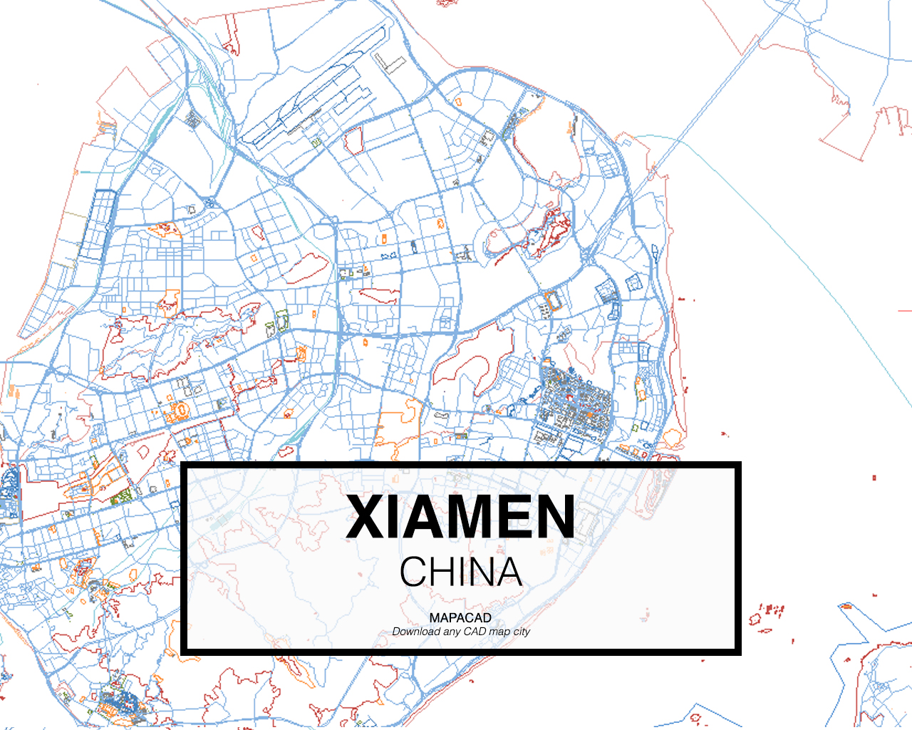 Download Xiamen Dwg Mapacad