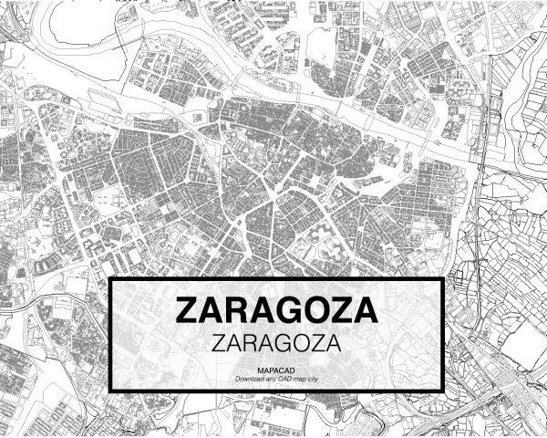 Zaragoza-Zaragoza-02-Mapacad-download-map-cad-dwg-dxf-autocad-free-2d-3d