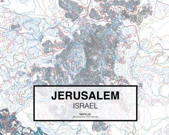 Jerusalem-Israel-01-Mapacad-download-map-cad-dwg-dxf-autocad-free-2d-3d