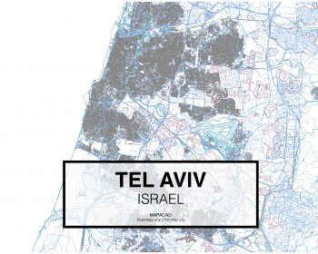 Tel-Aviv-Israel-01-Mapacad-download-map-cad-dwg-dxf-autocad-free-2d-3d