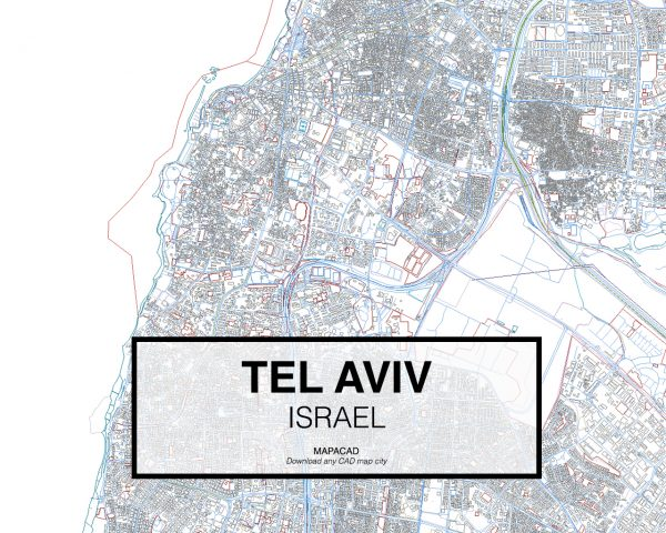 Tel-Aviv-Israel-02-Mapacad-download-map-cad-dwg-dxf-autocad-free-2d-3d