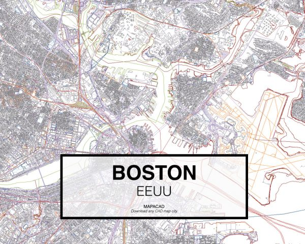 Boston-EEUU-02-Mapacad-download-map-cad-dwg-dxf-autocad-free-2d-3d