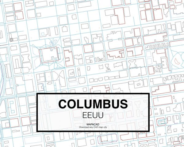 Columbus-EEUU-03-Mapacad-download-map-cad-dwg-dxf-autocad-free-2d-3d