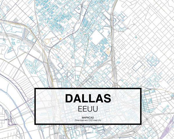 Dallas-EEUU-03-Mapacad-download-map-cad-dwg-dxf-autocad-free-2d-3d