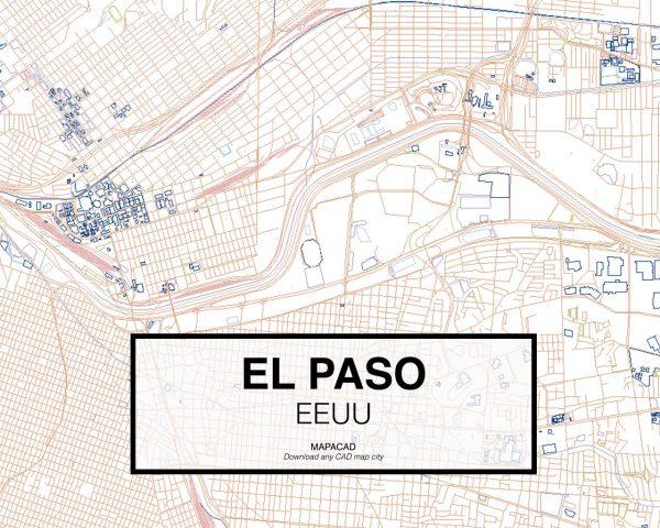 El-Paso-EEUU-02-Mapacad-download-map-cad-dwg-dxf-autocad-free-2d-3d