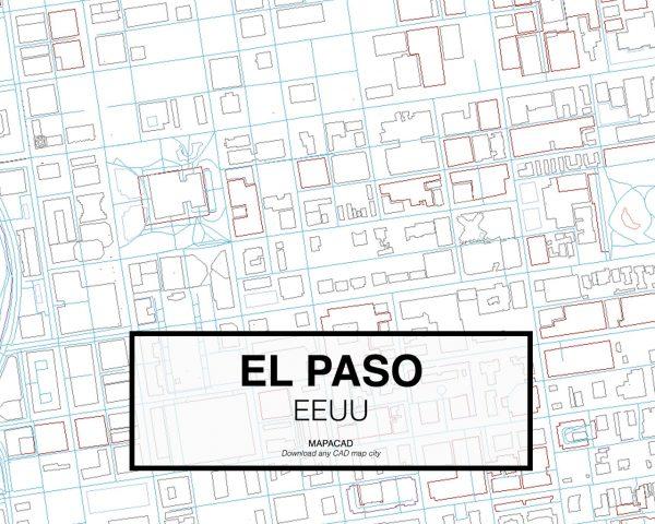 El-Paso-EEUU-03-Mapacad-download-map-cad-dwg-dxf-autocad-free-2d-3d