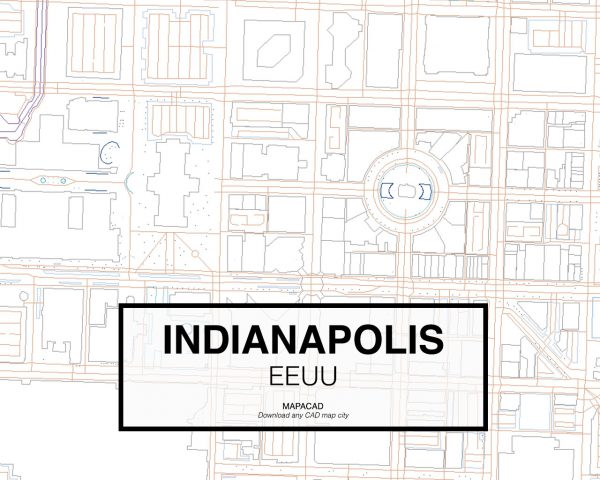 Indianapolis-EEUU-03-Mapacad-download-map-cad-dwg-dxf-autocad-free-2d-3d