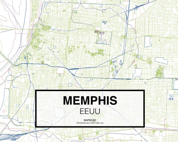 Memphis-EEUU-01-Mapacad-download-map-cad-dwg-dxf-autocad-free-2d-3d