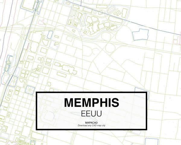 Memphis-EEUU-03-Mapacad-download-map-cad-dwg-dxf-autocad-free-2d-3d