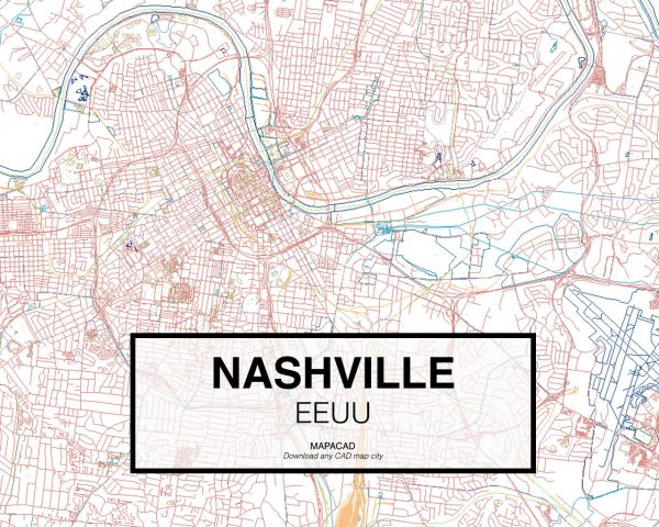 Nashville-EEUU-01-Mapacad-download-map-cad-dwg-dxf-autocad-free-2d-3d
