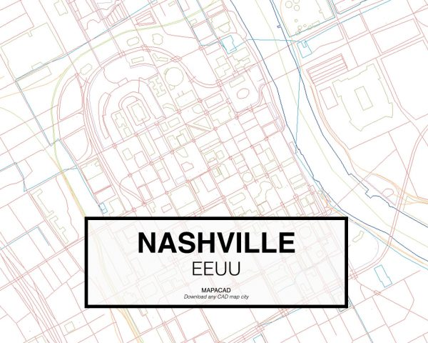 Nashville-EEUU-03-Mapacad-download-map-cad-dwg-dxf-autocad-free-2d-3d