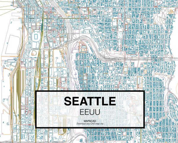 Seattle-EEUU-02-Mapacad-download-map-cad-dwg-dxf-autocad-free-2d-3d