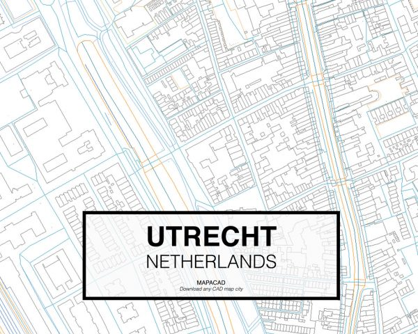 Utrecht-Netherlands-03-Mapacad-download-map-cad-dwg-dxf-autocad-free-2d-3d