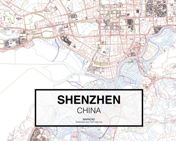 shenzhen-china-02-mapacad-download-map-cad-dwg-dxf-autocad-free-2d-3d