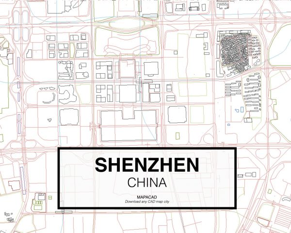 shenzhen-china-03-mapacad-download-map-cad-dwg-dxf-autocad-free-2d-3d