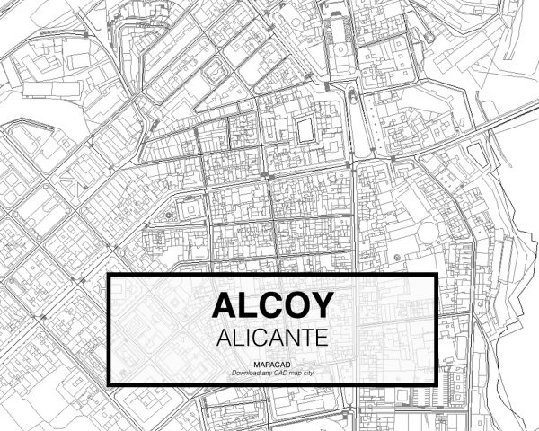 Alcoy-Alicante-03-Mapacad-download-map-cad-dwg-dxf-autocad-free-2d-3d