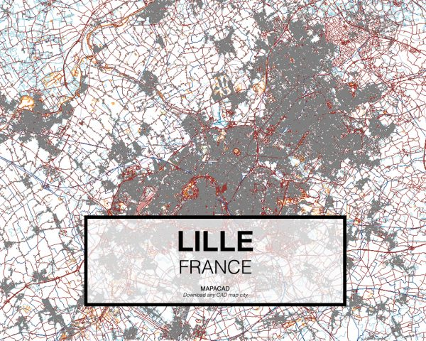 Lille-France-01-Mapacad-download-map-cad-dwg-dxf-autocad-free-2d-3d