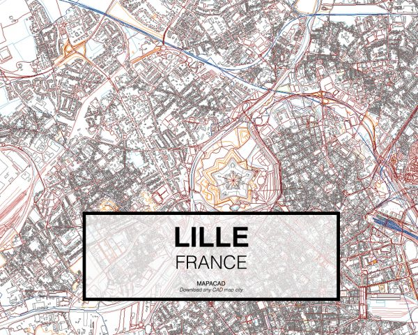 Lille-France-02-Mapacad-download-map-cad-dwg-dxf-autocad-free-2d-3d