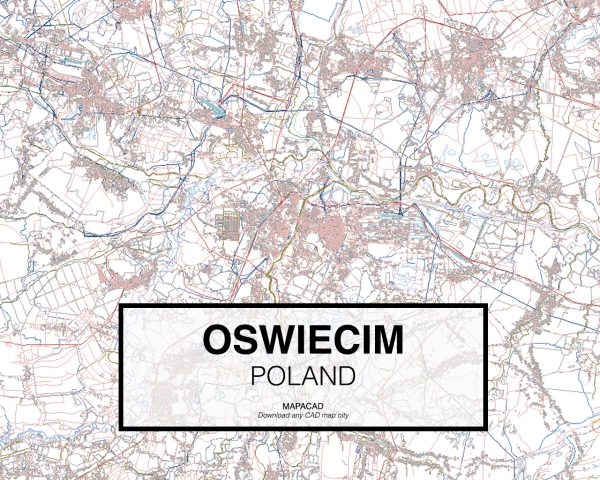 Oswiecim-Poland-01-Mapacad-download-map-cad-dwg-dxf-autocad-free-2d-3d