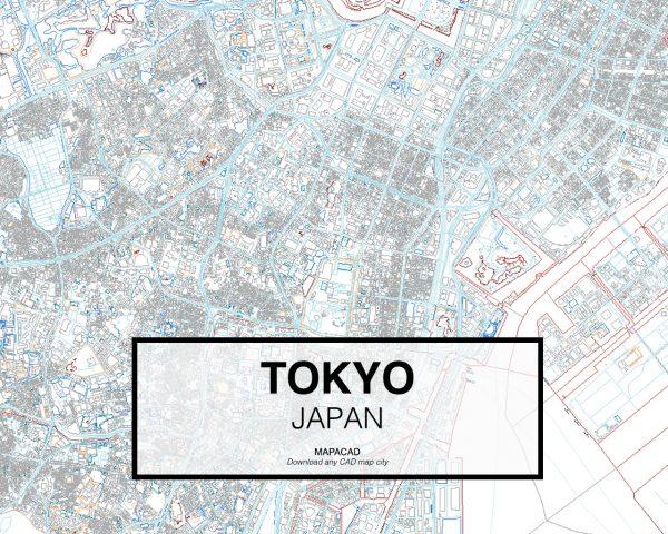 Tokyo-Japan-02-Mapacad-download-map-cad-dwg-dxf-autocad-free-2d-3d