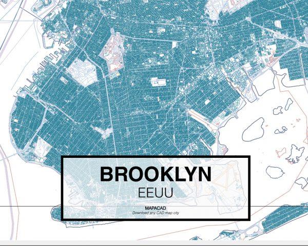 Brooklyn-EEUU-01-Mapacad-download-map-cad-dwg-dxf-autocad-free-2d-3d