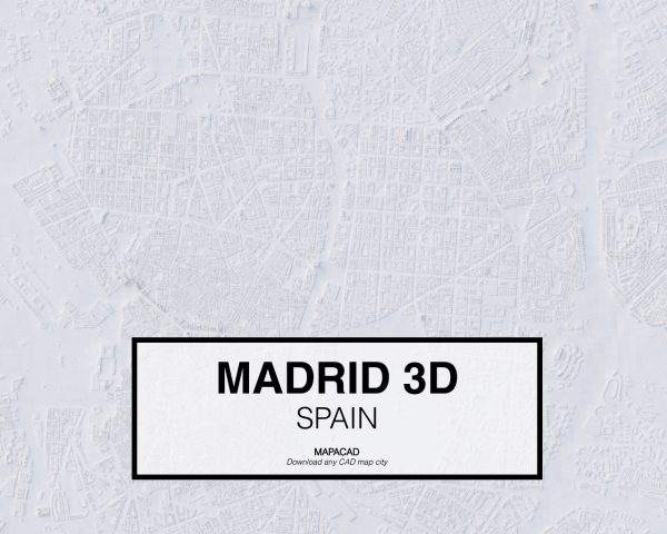 Madrid-05-3D-model-download-printer-architecture-free-city-buildings-OBJ-vr-mapacad