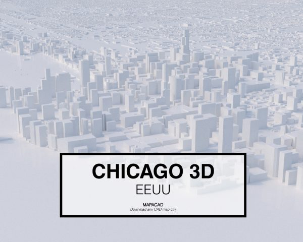 Chicago-02-3D-model-download-printer-architecture-free-city-buildings-OBJ-vr-mapacad
