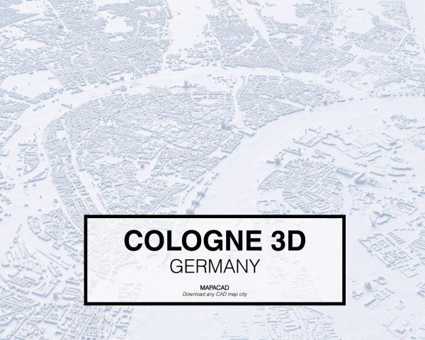 Cologne-00-3D-model-download-printer-architecture-free-city-buildings-OBJ-vr-mapacad