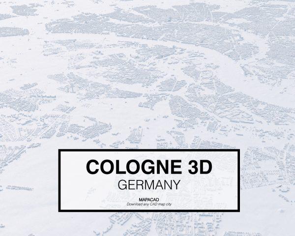 Cologne-01-3D-model-download-printer-architecture-free-city-buildings-OBJ-vr-mapacad