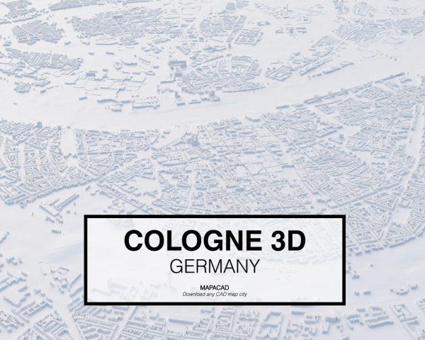Cologne-02-3D-model-download-printer-architecture-free-city-buildings-OBJ-vr-mapacad
