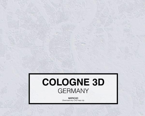 Cologne-05-3D-model-download-printer-architecture-free-city-buildings-OBJ-vr-mapacad