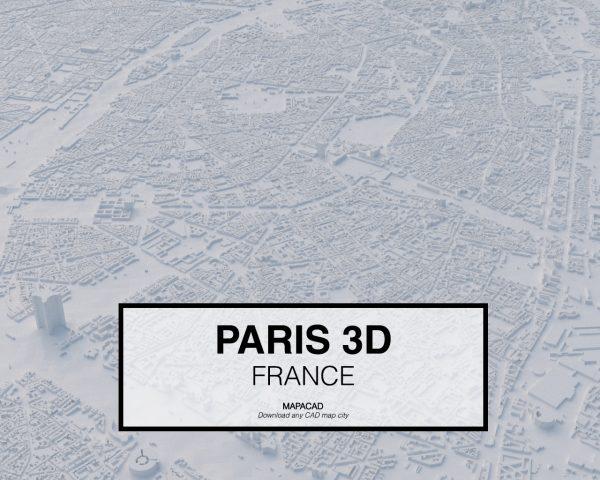 Paris-01-3D-model-download-printer-architecture-free-city-buildings-OBJ-vr-mapacad