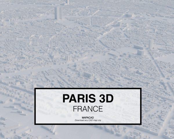 Paris-02-3D-model-download-printer-architecture-free-city-buildings-OBJ-vr-mapacad