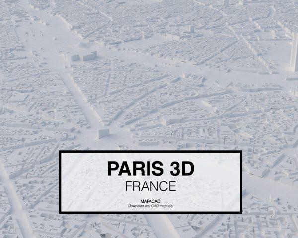 Paris-04-3D-model-download-printer-architecture-free-city-buildings-OBJ-vr-mapacad