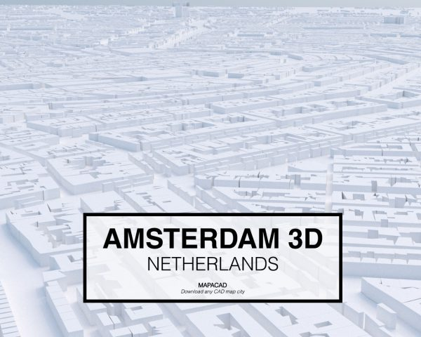 Amsterdam-Netherlands-03-3D-Mapacad-download-map-cad-dwg-dxf-autocad-free-2d