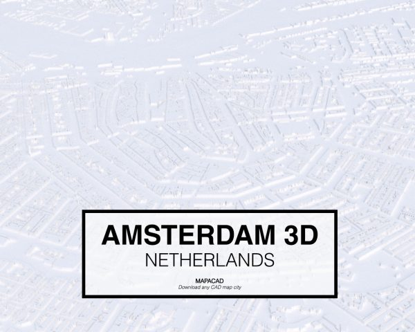 Amsterdam-Netherlands-04-3D-Mapacad-download-map-cad-dwg-dxf-autocad-free-2d