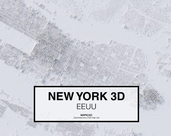 New York-05-3D-model-download-printer-architecture-free-city-buildings-OBJ-vr-mapacad