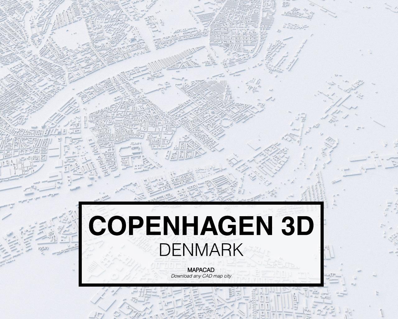Copenhagen 3D