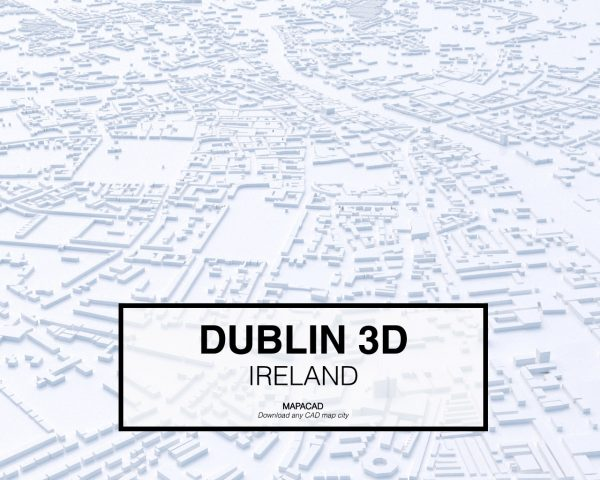Dublin-01-3D-model-download-printer-architecture-free-city-buildings-OBJ-vr-mapacad