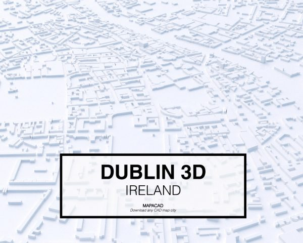 Dublin-04-3D-model-download-printer-architecture-free-city-buildings-OBJ-vr-mapacad