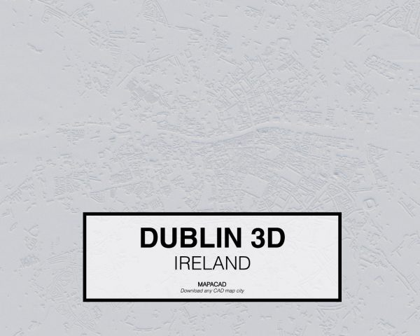 Dublin-5-3D-model-download-printer-architecture-free-city-buildings-OBJ-vr-mapacad