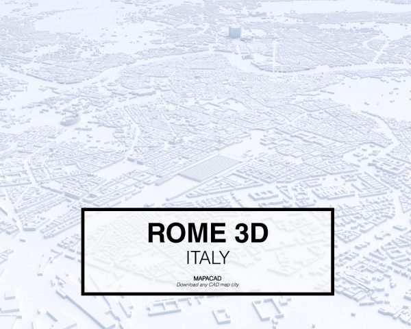 Rome-02-3D-model-download-printer-architecture-free-city-buildings-OBJ-vr-mapacad