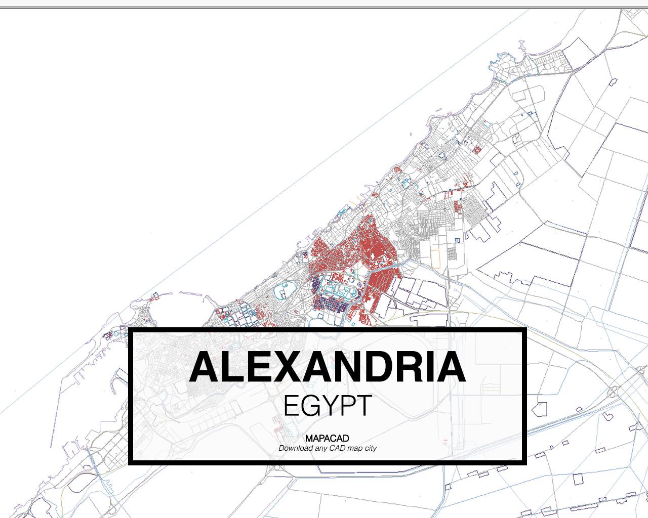 Download Alexandria Dwg Mapacad