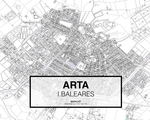 Arta-Baleares-02-Mapacad-download-map-cad-dwg-dxf-autocad-free-2d-3d