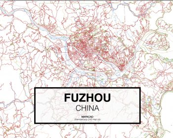 Fuzhou-China-01-Mapacad-download-map-cad-dwg-dxf-autocad-free-2d-3d